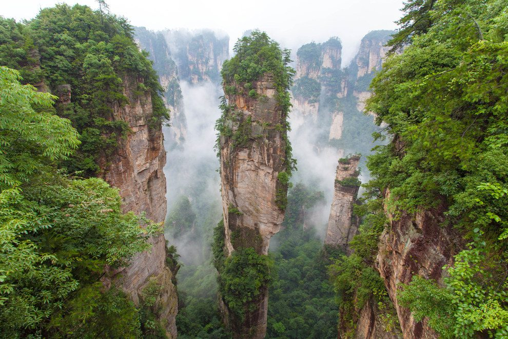 26 Places So Beautiful They Do Not Look Real