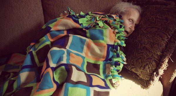 grandma's instagram