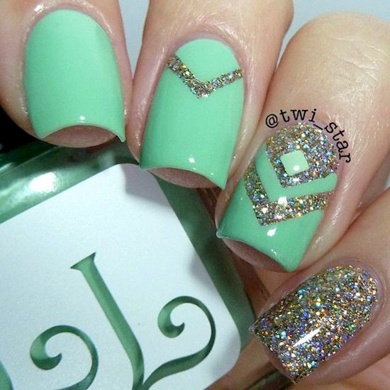 16 ways green polish 10
