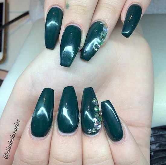 16 ways green polish 11