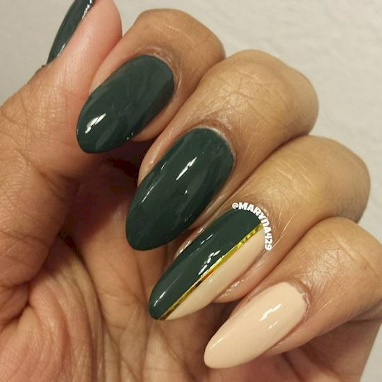 16 ways green polish 15