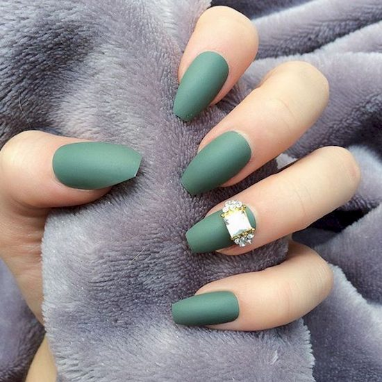 16 ways green polish 6