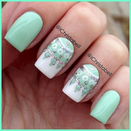 16 ways green polish 8