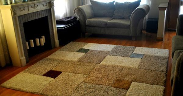 cheap giant rug 1