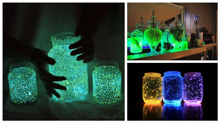 glowing jars 1