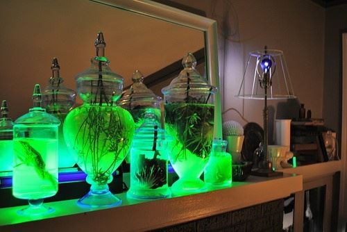 glowing jars 3
