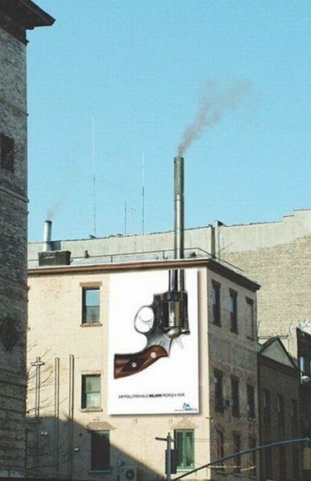memorable street ads