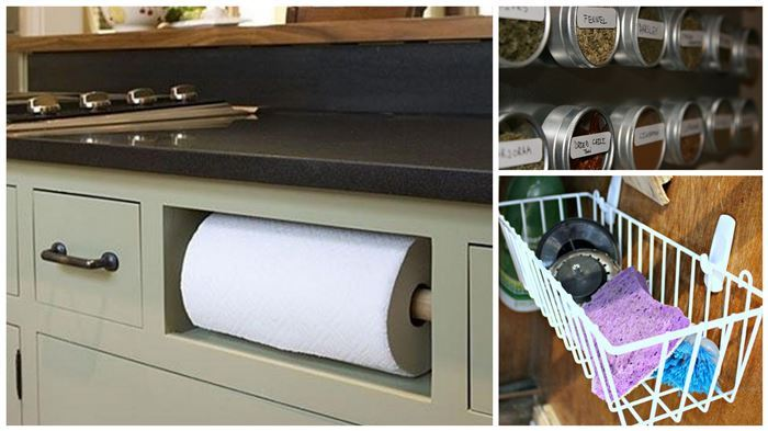 17 Tips To Help You Expand Your Small Kitchen Without