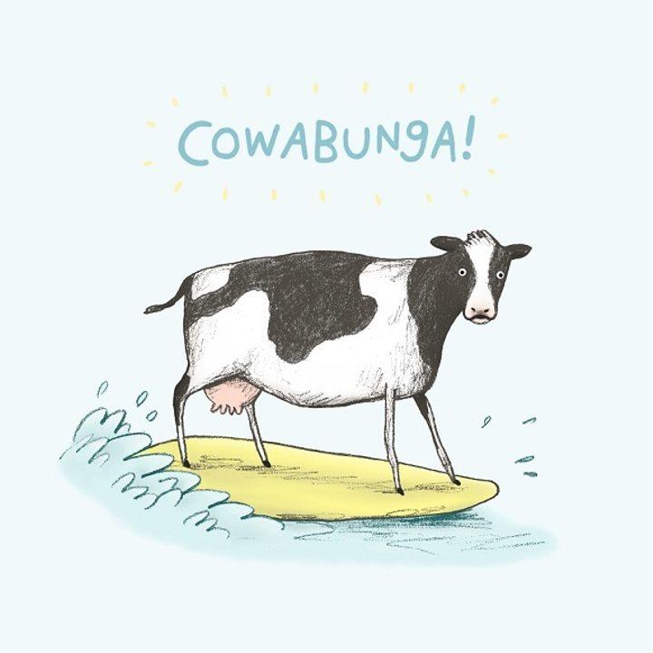 Animal Pun Illustrations 7