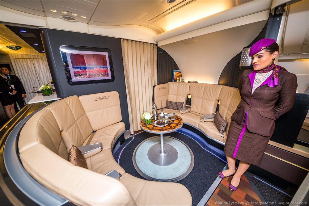 Luxurious Plane 12