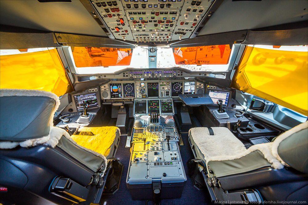 Luxurious Plane 16