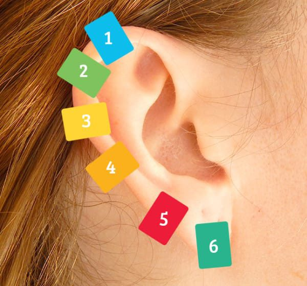 clothespin on ear 1