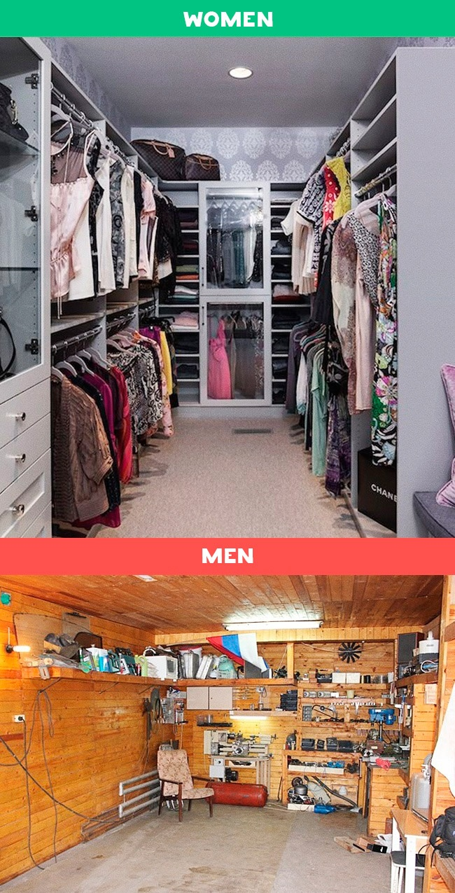 men women differences 6