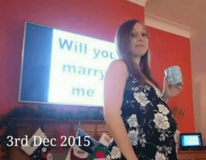 sneaks marriage proposal 4