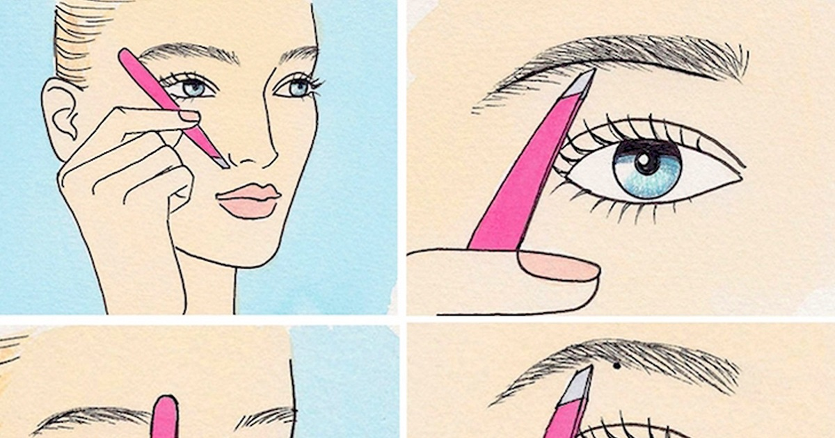 You Have Been Shaping Your Brows Wrong All Along This Is How It