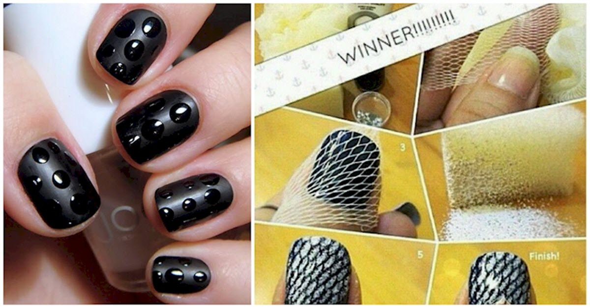 12 Unique And Effortless Ways To Make Your Nails Look Fantastic