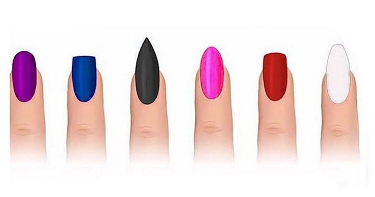 Your Nail Polish Says A Lot About Your Personality. See What Your ...