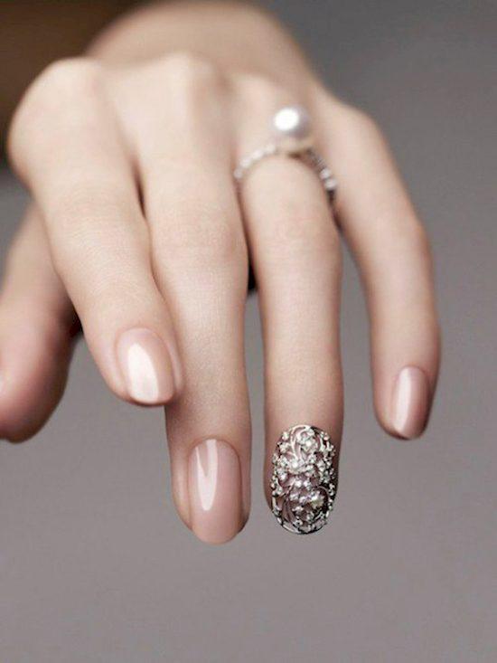 worthy wedding manicures