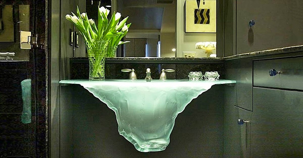 15 most creative designer sinks you have ever seen