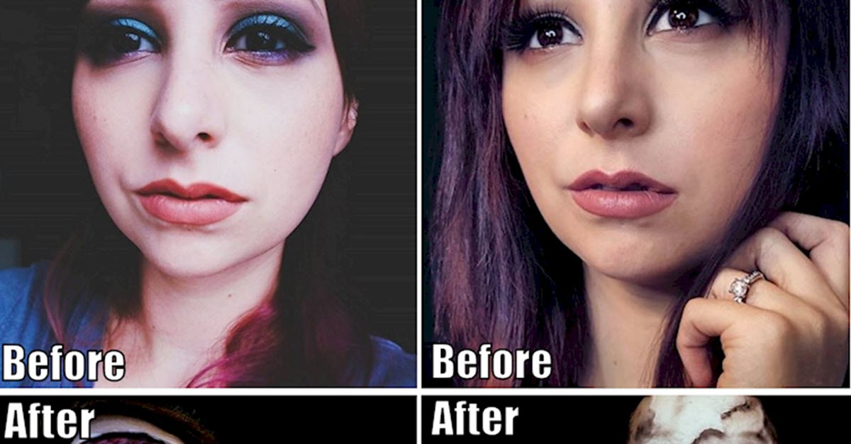 She Transforms Herself Into Horrifying Monsters That Will