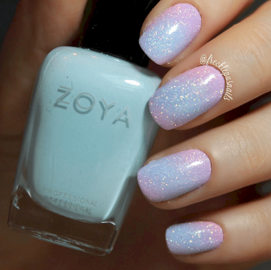 Opalescent Nail Polish: 12 Luminous Nail Options That Will Make You Glow And Shimmer
