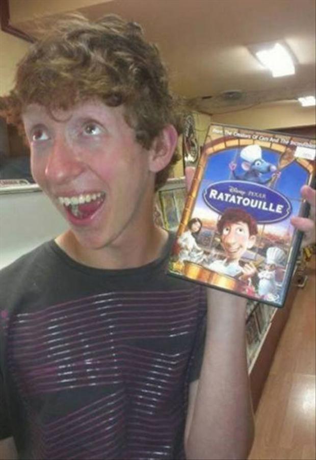 people who look like cartoon characters