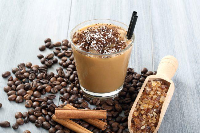 Cold Coffee Drinks