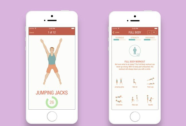 apps for working out 3