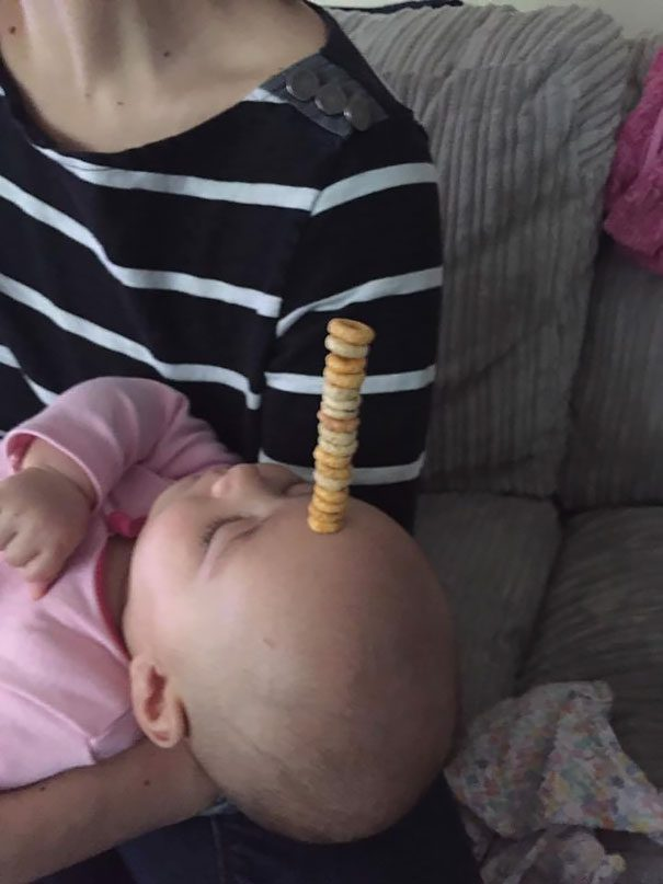 dads competing cheerios 6