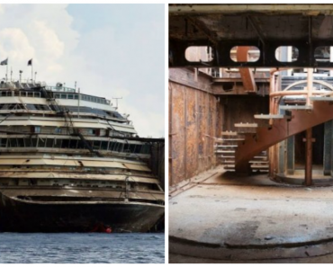 costa concordia photos