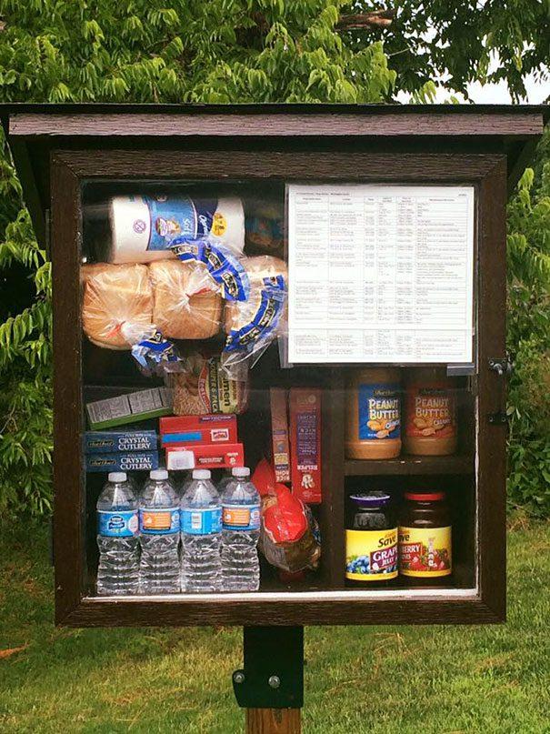 little street pantry