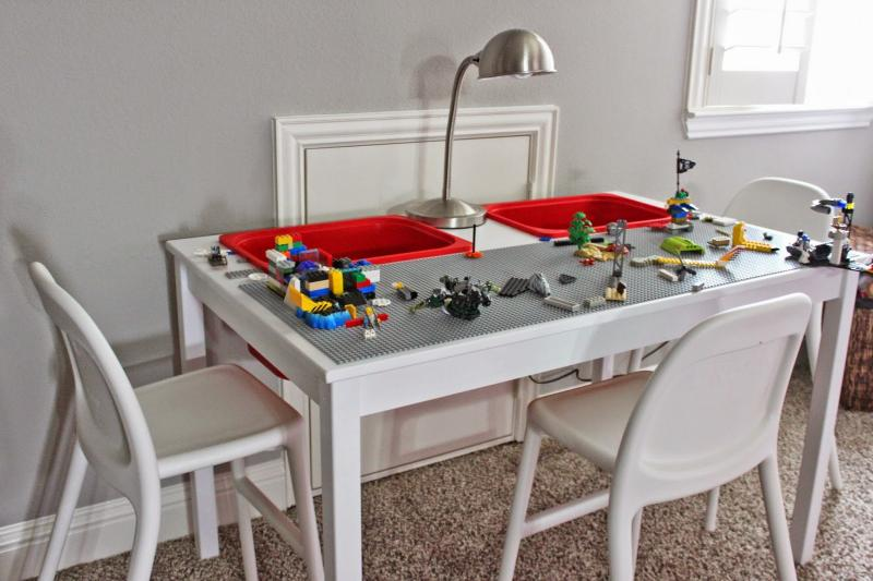 table turned play area 14