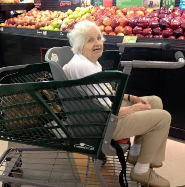 caroline cart for seniors