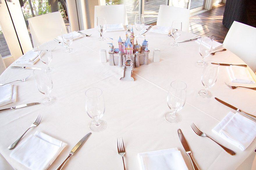 disney wedding table centerpieces