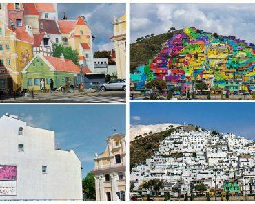 street art transformations