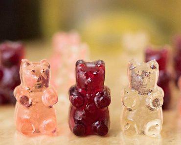 wine gummy bear recipe
