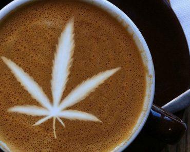 marijuana infused coffee