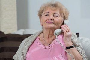 telephone company complaint