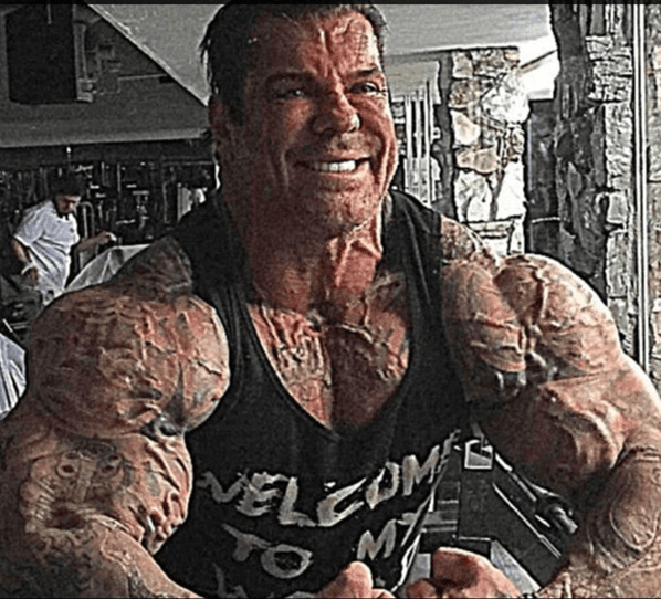 steroid body