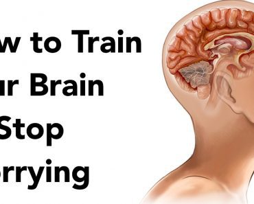 train brain to stop worrying