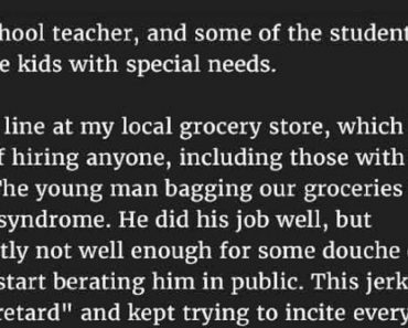 employee with special needs