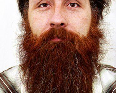beards are dirty