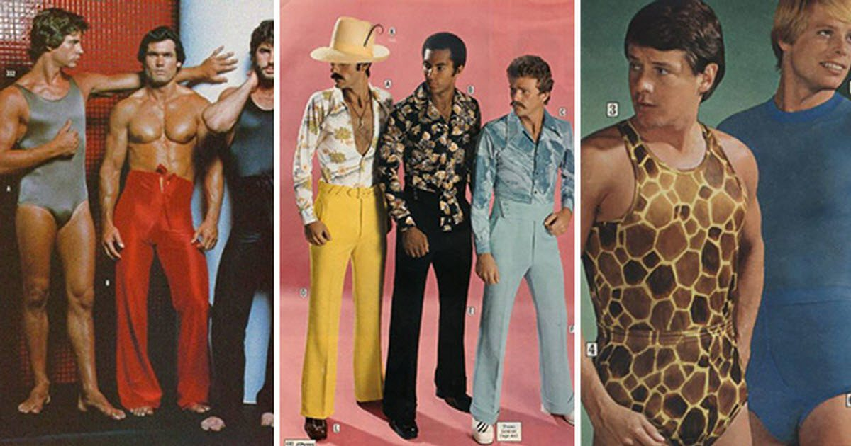 These Men S Fashion Ads From The 70s Will Make You Wonder