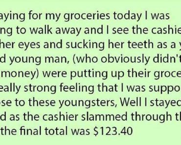 pay it forward story