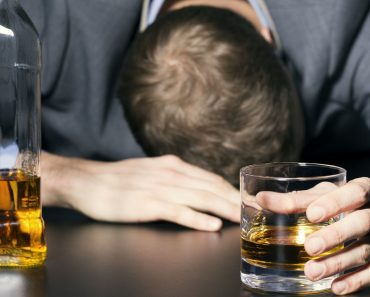 alcoholic father