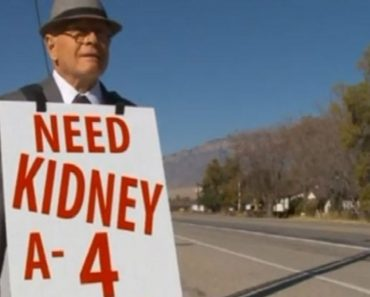 man finds kidney match for wife