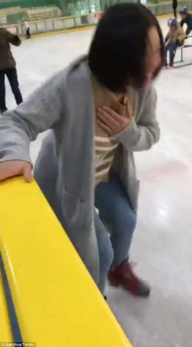 japanese teen skating