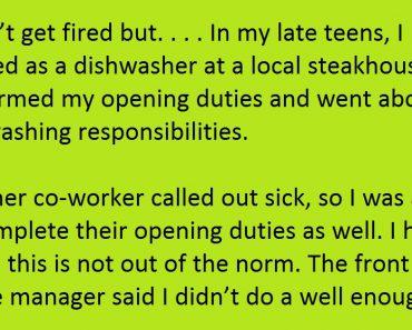 poor management