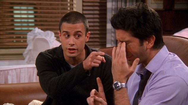 Friends problematic storylines