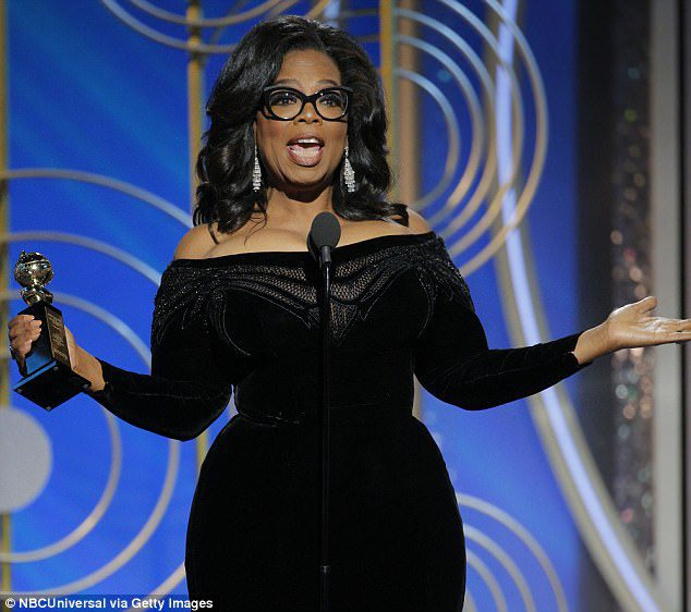 Oprah speech